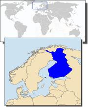 Suomi - Finland - 芬兰