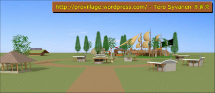 village layout sample